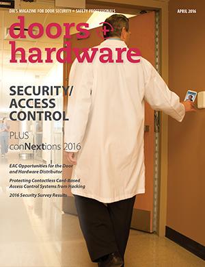 Doors & Hardware Magazine