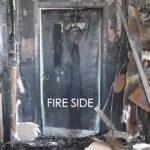 fire side door