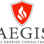 aegis logo flat vert